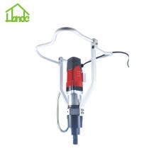 Elektrischer Handantrieb für Erdungsschraubenpfähle