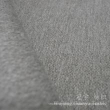 Шерсть Сенсорный домашний текстиль полиэфирной ткани для диванных чехлов