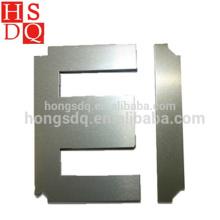 Núcleo de aço inoxidável do transformador de EI da folha de 0.5mm