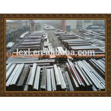 Aço carbono sem costura para exportação STKM20