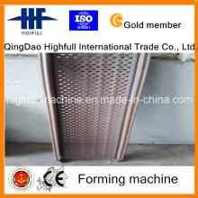 Professional Production Hot DIP Galvanized Platform Steelcase Forming Machine
