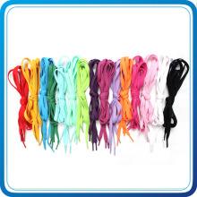 Los cordones de zapato de tela de poliéster de Zhongshan Haonan visten artículos de regalo de encaje