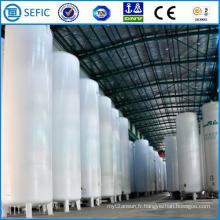 2014 Réservoir de stockage d'oxygène liquide basse pression (CFL-20 / 0.6)