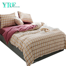 Home Bedding Cotton Fabric Bed Sheet New Product Cheap Price 4 PCS Queen Bed