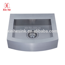 Stainless Steel 304 Bathroom Sink, Customized Commercial Wash Basin