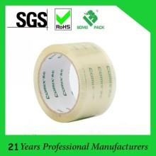 БОПП/ОПП клей Ясная лента упаковки запечатывания коробки (ПГБ/сертификат ISO9001)