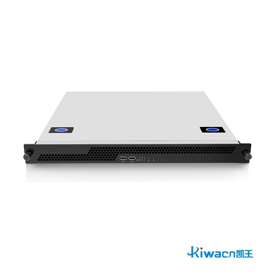 1U rack IPC chassis