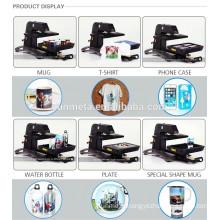 A3 t shirt sublimation printer, ST-420 3D Sublimation Vacuum machine