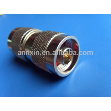 Excellent quality hot sale rg6 rg59 adapter 75 ohms coaxial cables