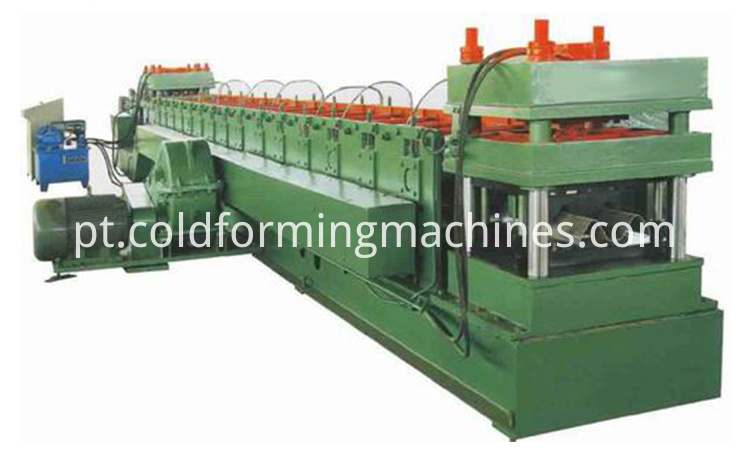 guard rail roll forming machine 2
