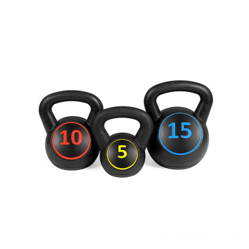 Color Male And Female Strength Training Muscle Exercise Home Fitness Bulk Cast Iron Kettlebell