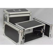 China OEM 6u Rack Space Case/6u Rack Flightcase
