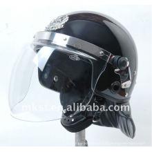 Anti Riot Helmet with visor bulletproof visor