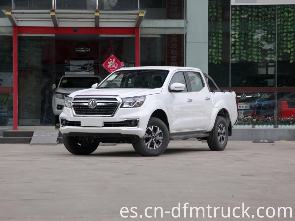 Dongfeng Rich6 Pickup Truck White