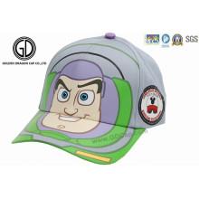 Kids Fashion Sports Cotton Velro Sandwich Baby Cap