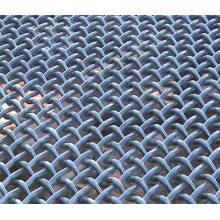 Mina plana de tamizado / malla de alambre prensado / malla de alambre