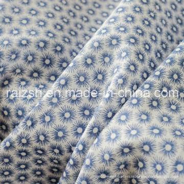 High-Density Poplin Cotton Weaving Fabric for Ladies Fashion