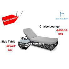 Liquidation de meubles d'extérieur
