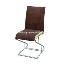 Restaurant Chaise en métal, dossier de chaise de salle à manger