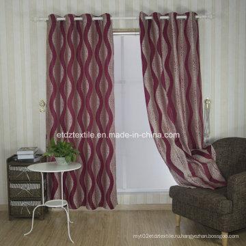 Популярные вышивки в США, как занавеска из ткани окна