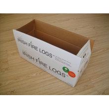 Fabricação profissional Caixa de papelão de alta qualidade personalizada
