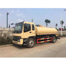 ISUZU 190HP COLD CHAIN MILK TRANSPORTATION TRUCK
