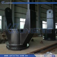 Junta de acero doble para la parte del sistema de tubo de succión en la draga TSHD (USC-8-006)