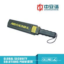 Detector de metales portátil de corte / prisión con área de detección grande