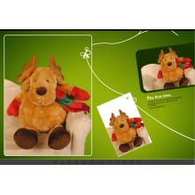 Juguetes decorativos de oveja de navidad
