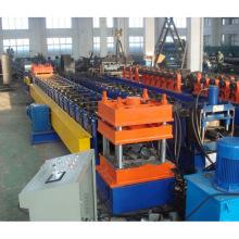 Máquina de formação de rolo ferroviário de trilhos de guarda-trilhos da estrada de ferro totalmente automática Highway Guardrail