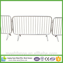 2.1*2.1m Hot-Dipped Galvanized Crowd Control Barriers