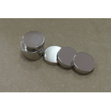 Craft Magnets Neodymium Disc with Nickle Coating