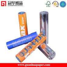 Qualité de qualité 210 mm Largeur de papier de fax thermique