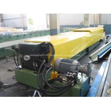 Downpipe roll dá forma à linha de produção da tubulação de aço da máquina