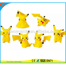 High Quality Charming Fashion Popular Toy Pokemon Go Toy Custom Action 6 Designs Pikachu Doll for Children