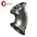 stainless steel elbow agricultural irrigation pipe