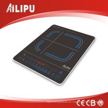 2017 venta caliente Super Slim control deslizante cocina de inducción modelo SM-A11