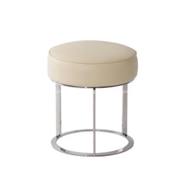 Modern Elegant Fabric Frank stool
