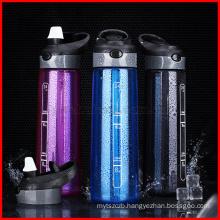 700ML Water Bottle My Sports Straw Bottles For Water Plastic Water Cup Portable Handle Bike Tumbler Tritan Drinking Brand bottle