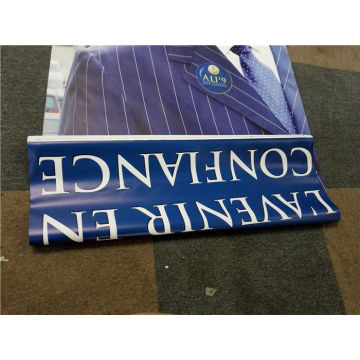 Custom Double Sided Banners Dicetak