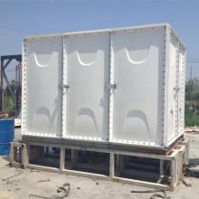 Réservoir d'eau de stockage grp pour panneau SMC 100m3 incendie