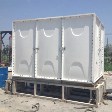 100m3 api SMC panel grp tangki air simpanan