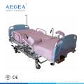AG-C101A02B IV altura del soporte mesa de operaciones ginecológica ajustable del hospital