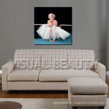 Marilyn Monroe Imagen enmarcada