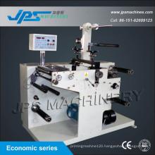Jps-320c PVC Film Rotary Die Cutting Machine with Slitting Function