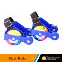 Wheel Roller Skates / Mini Flash Roller