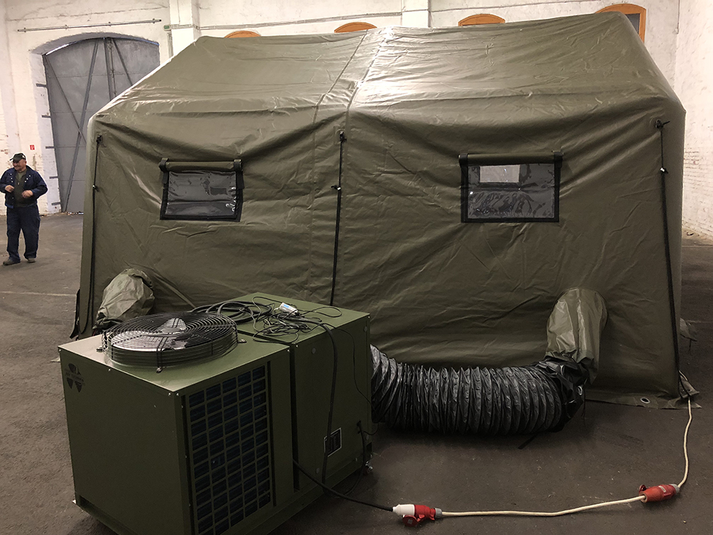 Military Use Air Conditioner