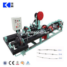 Automatic Hot-dipped Galvanized Steel Wires Twisted Barbed Wire Making Machine