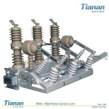 Lastschalter 12KV 630A 50HZ Außenstromverteiler Hochspannungs-Vakuum-Leistungsschalter