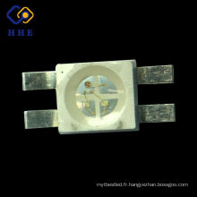 la luminosité superbe a mené la diode smd 6028 RVB